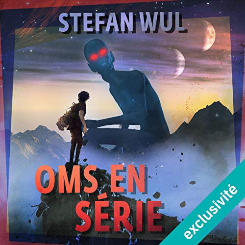 Oms en série audiobook cover art