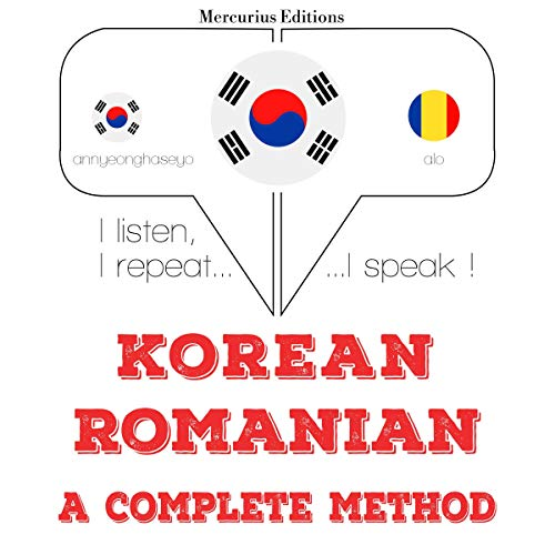 Korean – Romanian. A complete method cover art