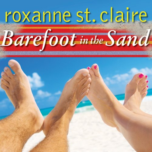 Barefoot in the Sand audiobook cover art