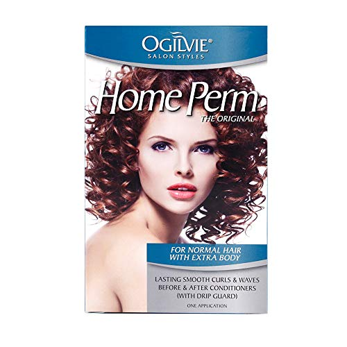 Ogilvie Salon Styles Home Perm for Normal Hair with Extra Body