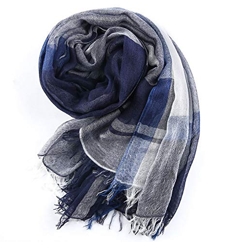 YuFSHU Zijden mousseline dames sjaal poncho plaid deken dames luxe sjaal Hijab sjaal bandana vrouwen 1 exemplaar