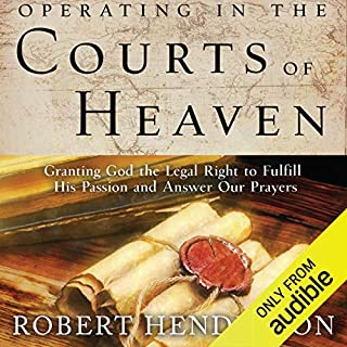 Operating in the Courts of Heaven cover art