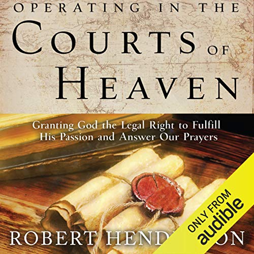 Page de couverture de Operating in the Courts of Heaven