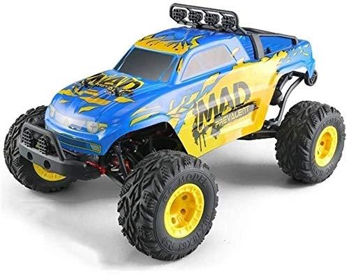 Mopoq RC Auto, 4x4 Crawlers Stunt Climbing Car Crawler All Terrain Vehicle Professionelle Fernbedienung Auto...