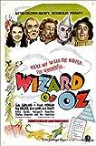 MCPosters - Wizard of Oz Original 1939 Glossy Finish Movie Poster - MCP704 (24' x 36' (61cm x 91.5cm))