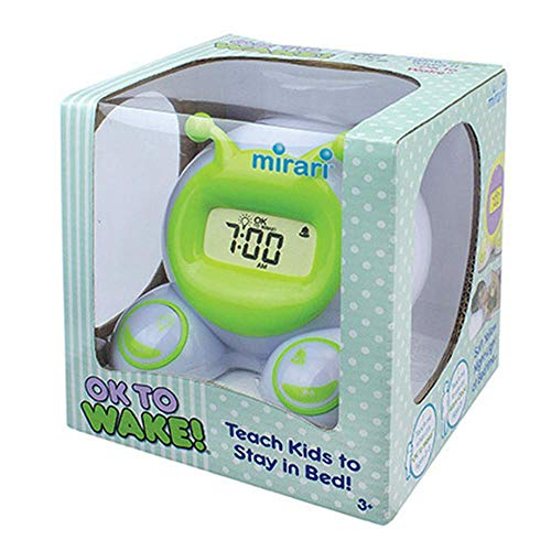 Patch Products LLC 8091 OK to Wake! Children's Alarm Clock & Night-Light