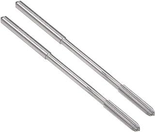 1 Set H8 Machine Precision Reamer Steel Straight Shank Reamer Tool Hot