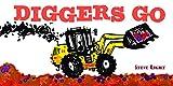 Diggers Go (Vehicle Boardbooks)
