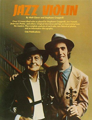Jazz Violin -ALB-: Noten für Violine