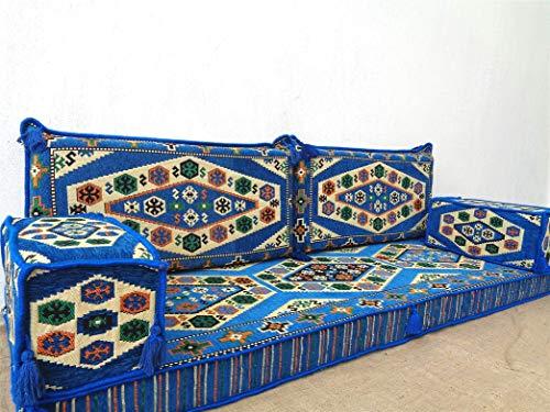 Arabic sofa,Arabic floor sofa,Arabic floor seating,Arabic couch,Oriental floor seating,Jalsa,Majlis - MA 98