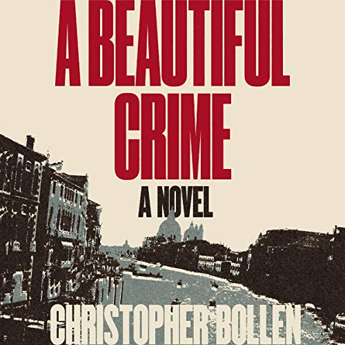 A Beautiful Crime audiobook cover art