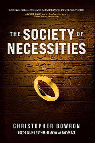 The Society Of Necessities by Christopher Bowron ebook deal
