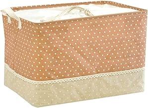 FEINENGSHUAIzwl Pudełka do przechowywania Schowek na ubrania,pudełko do przechowywania,pudełko do przechowywania bawełny i...