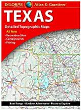 DeLorme Texas Atlas & Gazetteer (Delorme Atlas & Gazetteer)