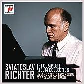 Sviatoslav Richter - The Complete Album Collection (Coffret 18 CD)