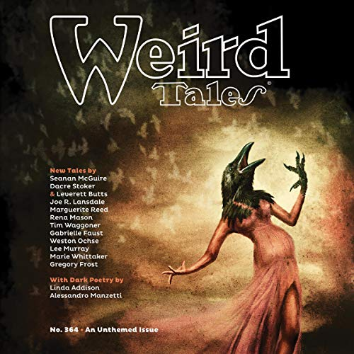 Weird Tales, Issue 364 cover art
