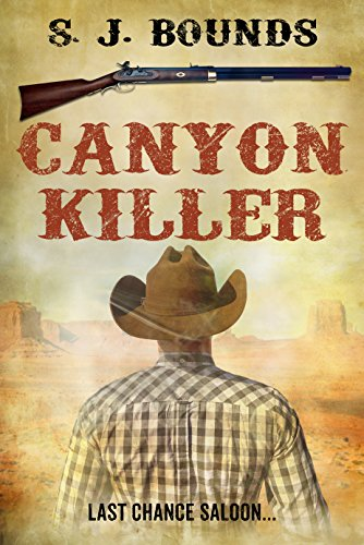 Canyon Killer by [S J Bounds]