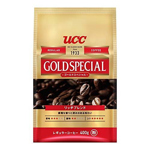 UCC ゴールドスペシャル リッチブレンド SAP 400g
