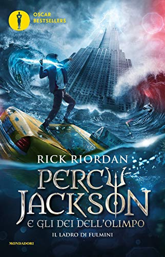 Il ladro di fulmini. Percy Jackson e gli dei dell'Olimpo. Nuova ediz.: 1