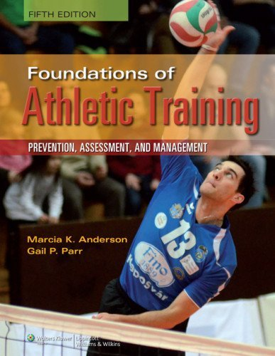 Foundations of Athletic Training by Marcia K. Anderson (2012-10-01)