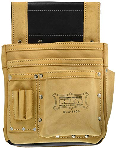 おしゃれで使いやすい腰袋のおすすめ15選|アメリカンで本格的なレザーも!のサムネイル画像