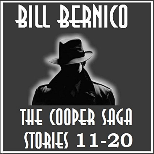 The Cooper Saga 02 cover art