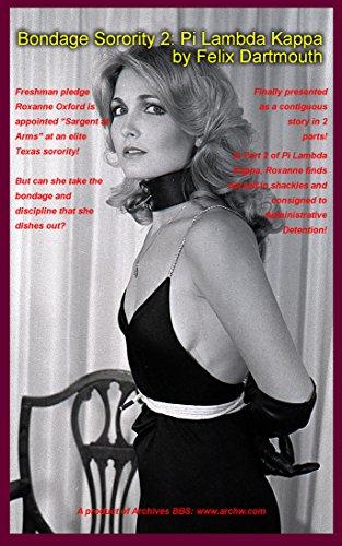 Bondage Sorority 2 - Pi Lambda Kappa (Bondage Sorority - Pi Lambda Kappa) (English Edition)