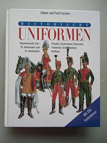 Historische Uniformen Napoleonische Zeit 18.+19. Jh. Preußen Deutschland ...