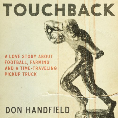 Touchback audiobook cover art