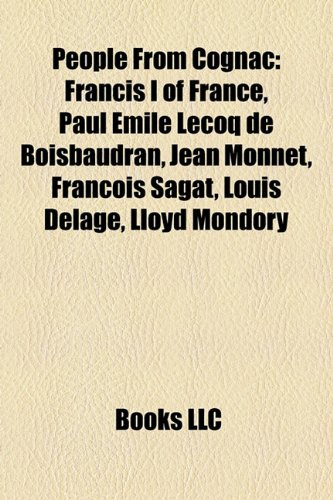People from Cognac: Francis I of France,