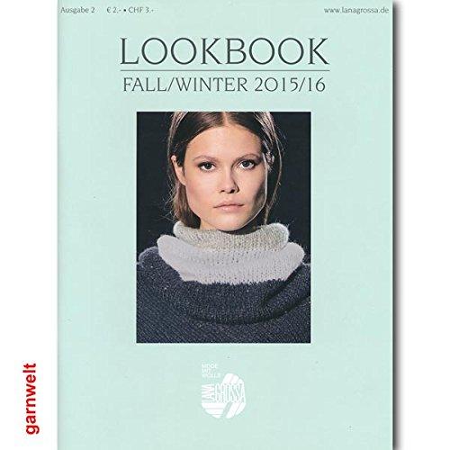 Lana Grossa Lookbook 2 Fall/Winter 2015/16 Strickzeitschrift mit Strickanleitungen