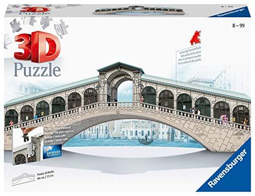 Puzzle 3D, Edición Puente Rialto (12518)