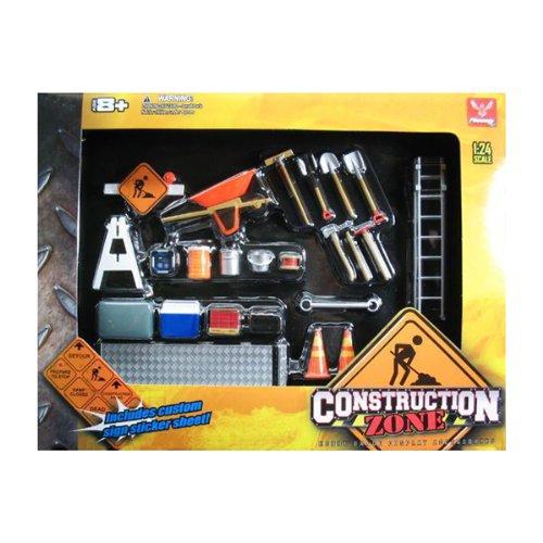 Hobby Gear 1:24 Construction Set 18425 (japan import)