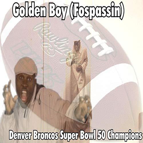 Denver Broncos Super Bowl 50 Champions