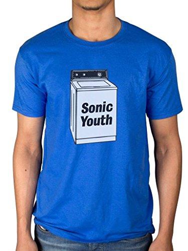 Official Sonic Youth Washing Machine T-Shirt