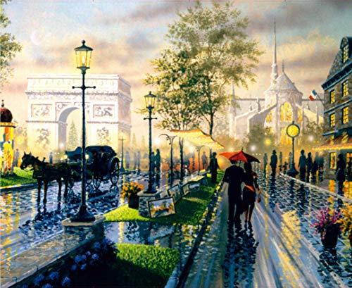 Fotobehang FTNxxl0367 Photomurals Parijs