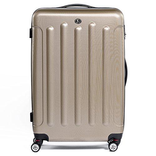 FERGÉ Trolley grande LIONE - Valigia rigida - valigia XL da 28