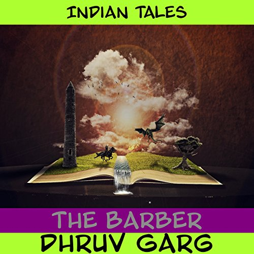 The Barber Audiobook By Dhruv Garg cover art