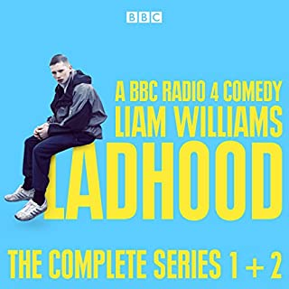Ladhood: The Complete Series 1 and 2 cover art