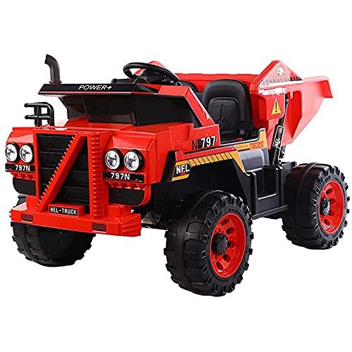 Laytte Super NIÑOS NIÑOS INGENIERÍA ELÉCTRICA Coche de Cuatro Ruedas Mini ATV de Cuatro Ruedas ATV Quad, Monte en Equipado con Control hacia atrás y hacia adelante Adecuado a niños de 3 años