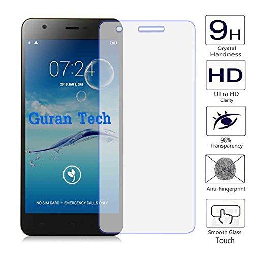 Guran® Displayschutz Glasfolie für JIAYU S3 Smartphone Hartglas Schutzfolie Film