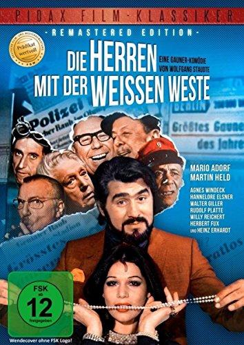Pidax Film-Klassiker: Die Herren mit der weissen Weste [Remastered Edition]