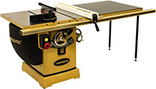 """Powermatic 2000B 10"""" Table Saw, 3 HP, 50"""" Rip with Accu-Fence (PM23150K)"""