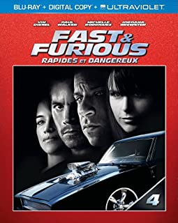 Fast & Furious (2009)  [Blu-ray + Digital Copy + UltraViolet] (Bilingual) (B00BFWK9QW) | Amazon price tracker / tracking, Amazon price history charts, Amazon price watches, Amazon price drop alerts