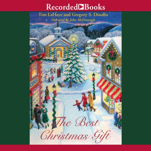 The Best Christmas Gift audiobook cover art