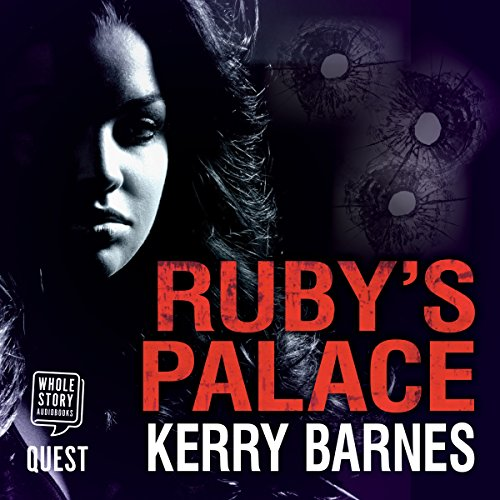 Ruby's Palace audiobook cover art