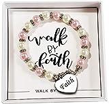 Confirmation Gifts, Charm Bracelet, Granddaughter Gift, LDS...