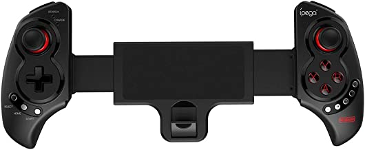 Romacci iPega PG-9023S Portable Wireless BT 4.0 Game Controller Gamepad com telescópico 5-10