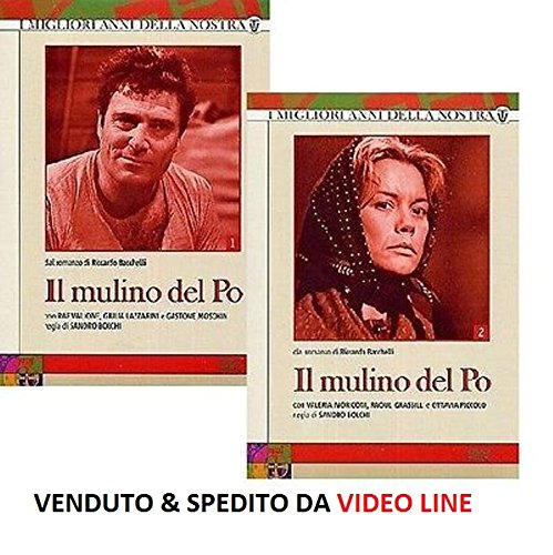 Il Mulino del Po - Vol. 01-02 (Box 5 Dischi) (1963/71) Video Line