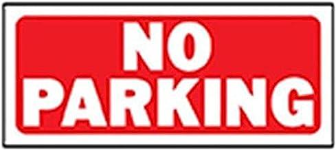 Placa de estacionamento Hy-KO PROD, 15 x 35 cm (23002)